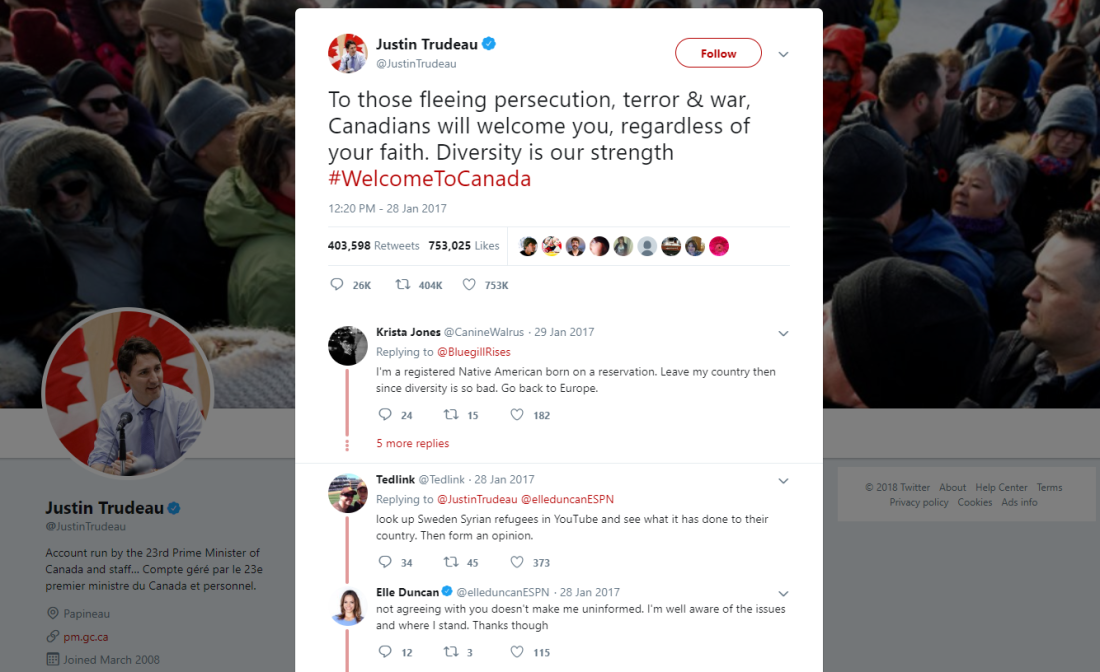 #welcometocanada